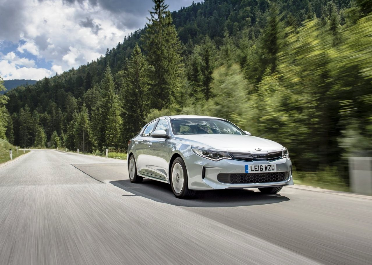 2019 Kia Optima Sportswagon PHEV Gas Mileage
