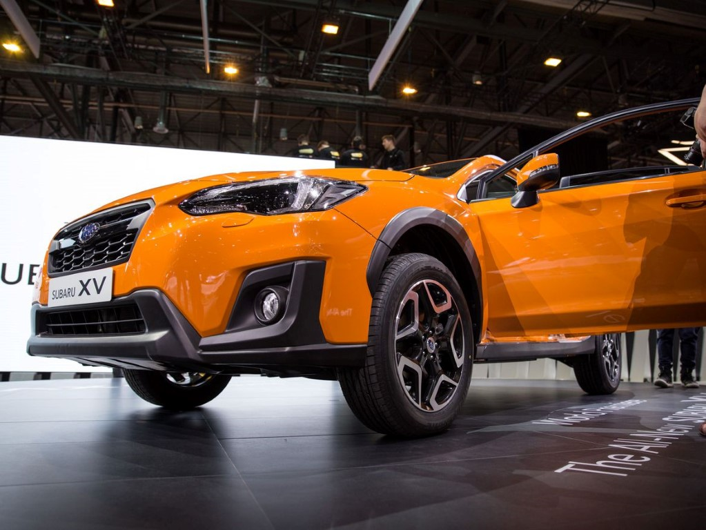 2019 Subaru XV Crosstrek Price and Release Date