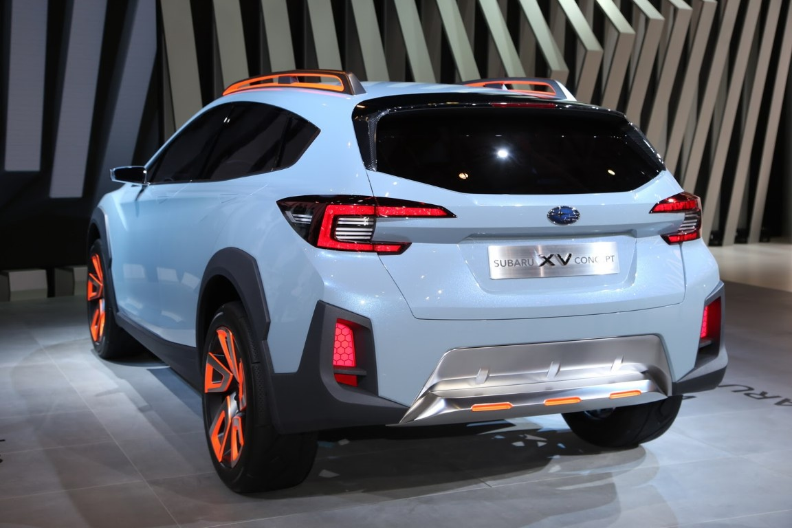 2019 Subaru XV Crosstrek SUV Dimensions - New SUV Price ...