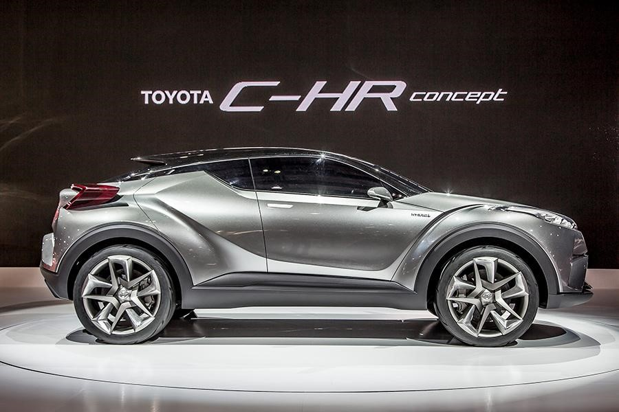 2019 Toyota C-HR Hybrid Redesign and Changes