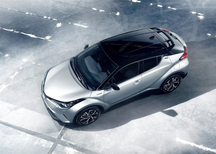 2019 Toyota C-HR Price and Release Date