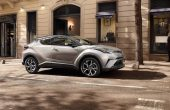 2019 Toyota C-HR Specs and Price