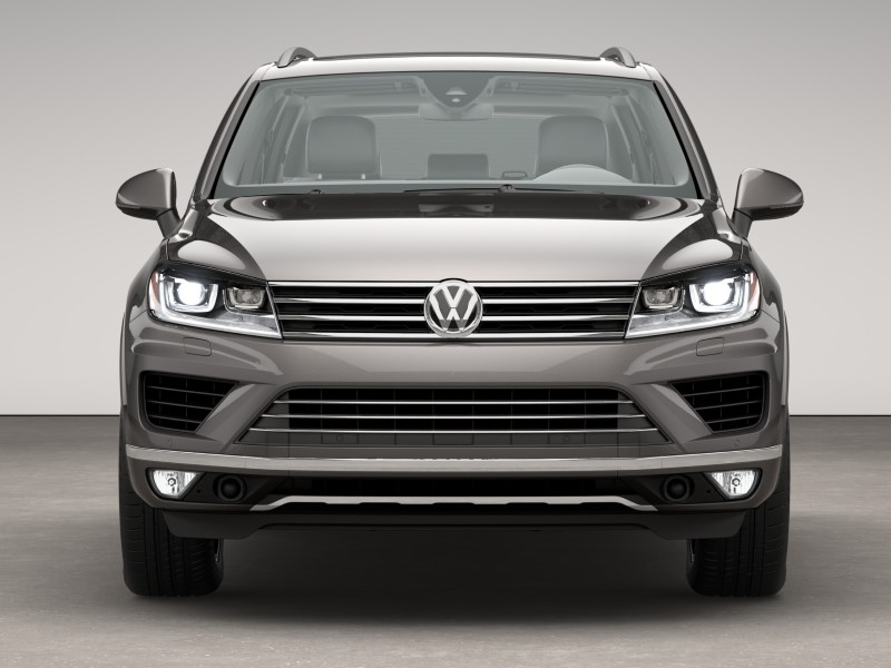 2019 Volkswagen Touareg Release Date and Prices