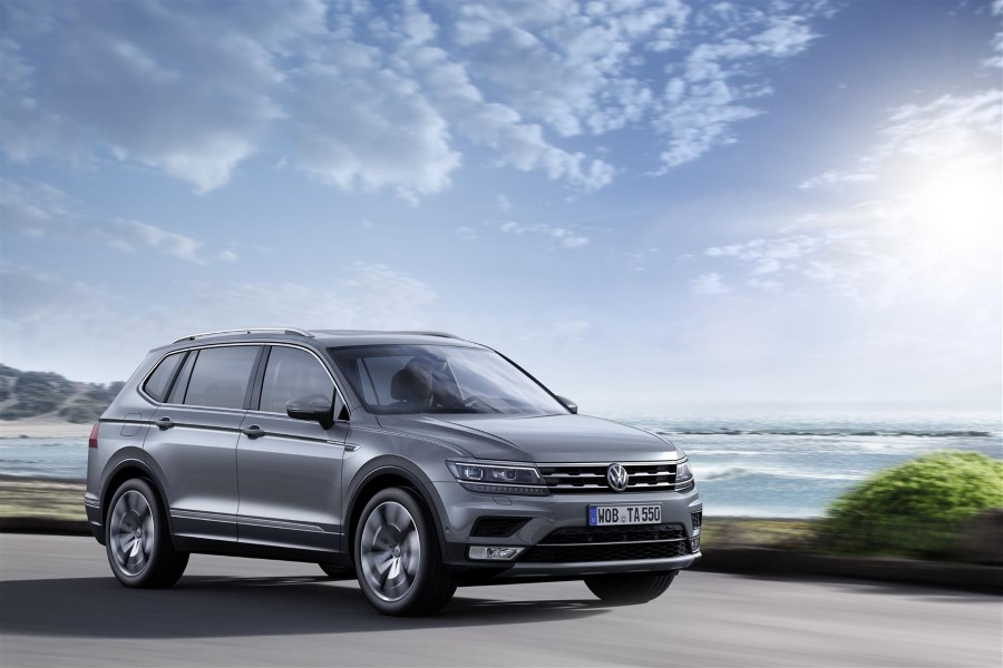 New Volkswagen Touareg 2019 Redesign and Changes