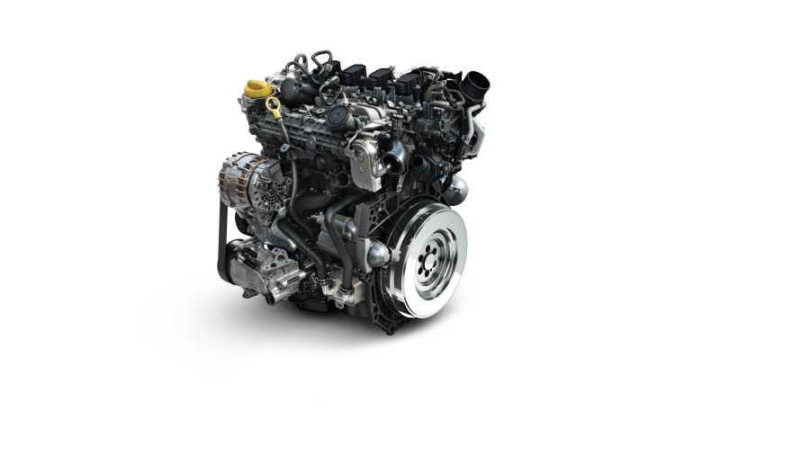 Renault Engine 1.3 TCe Gas Mileage