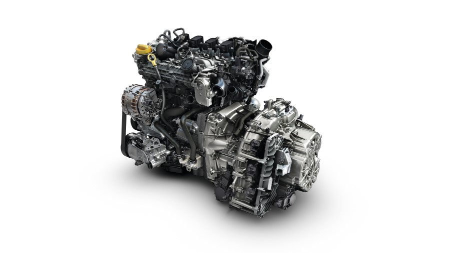 Renault Engine 1.3 TCe Horseower