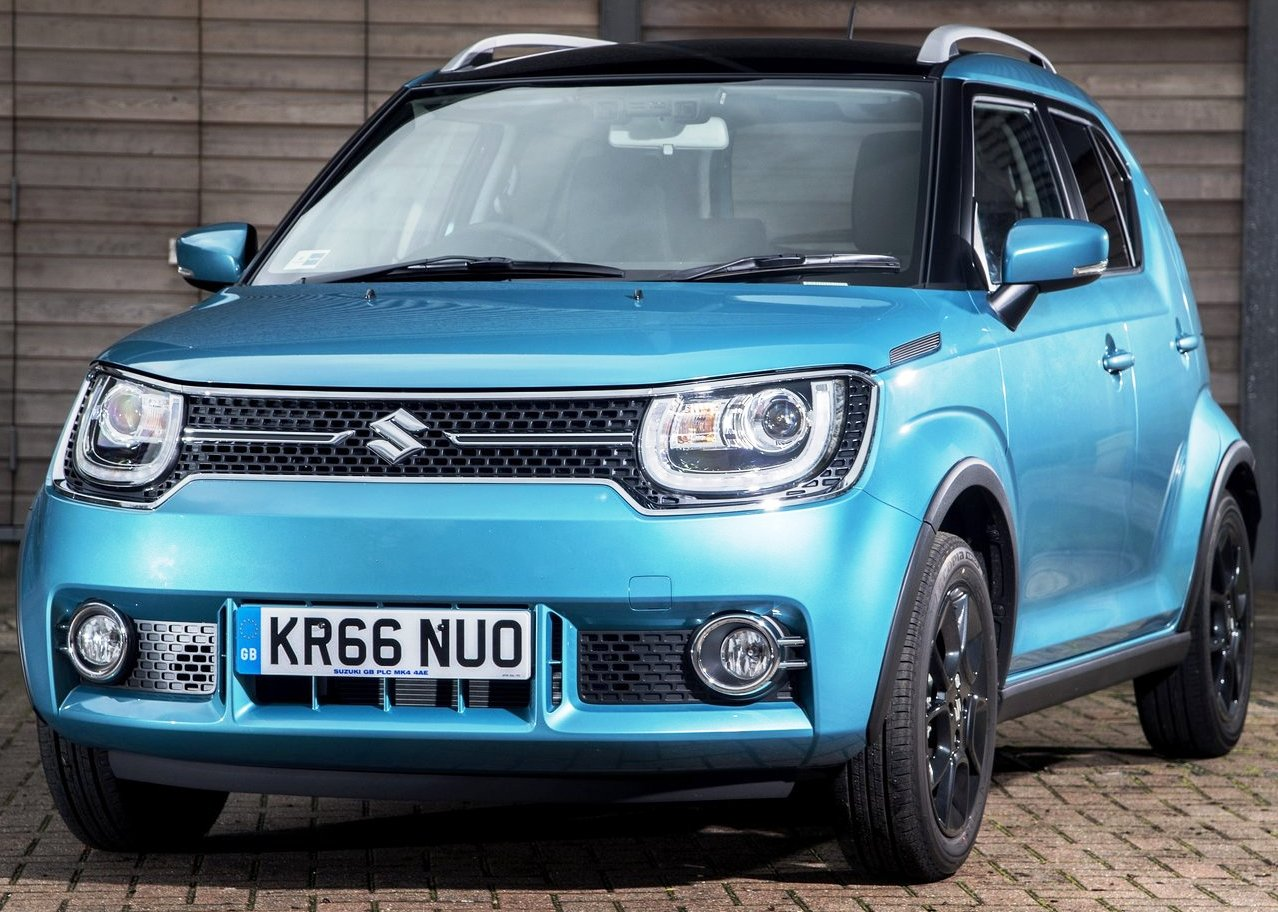 suzuki ignis sport 2018 price and equipment new suv price. Black Bedroom Furniture Sets. Home Design Ideas