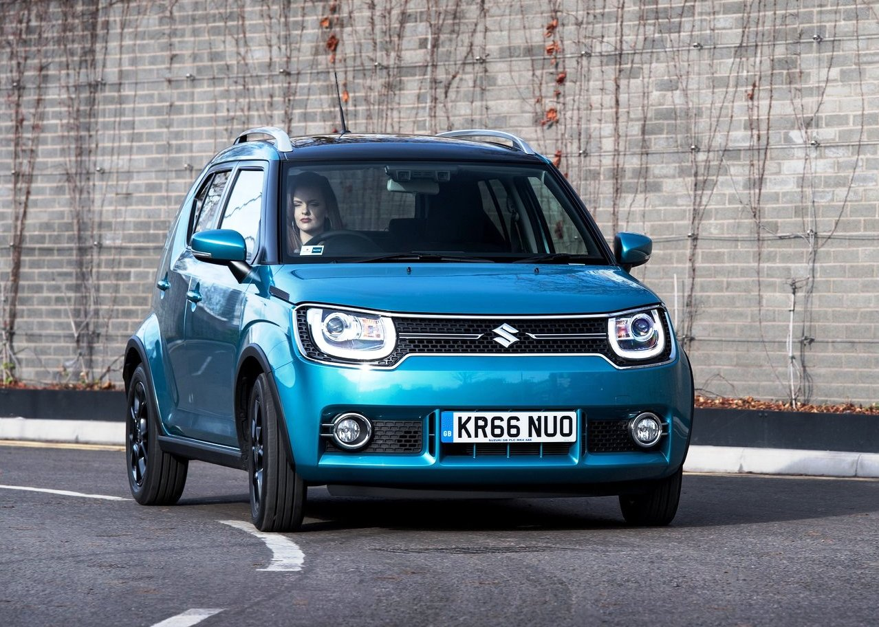 Suzuki Ignis Sport 2018 Review and rating