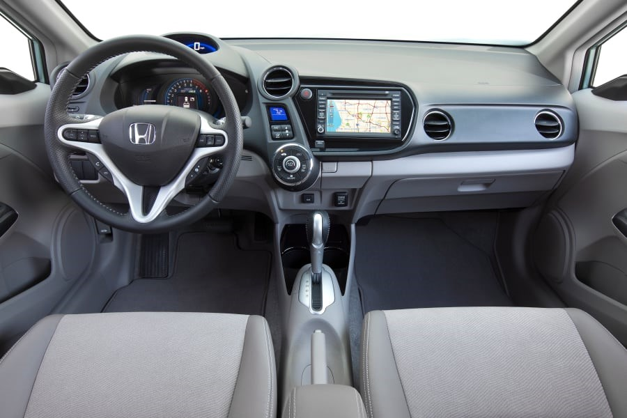 Traditional 2019 Honda Insight Hybrid Interior