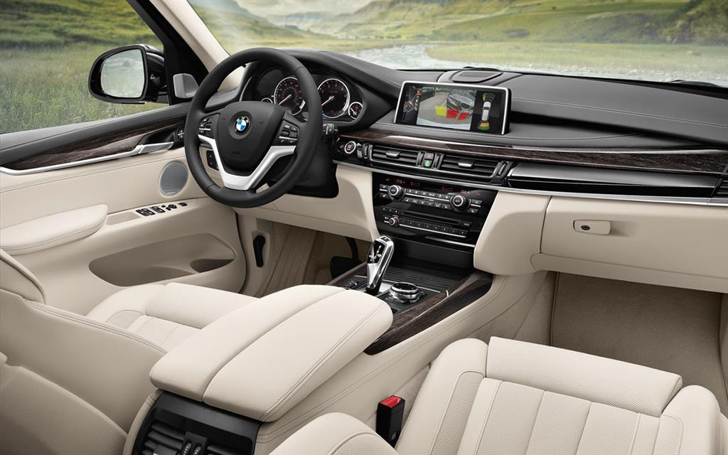 2019 BMW X5 Interior Images