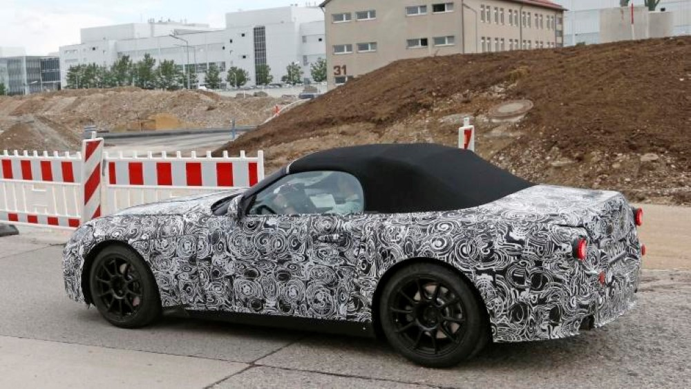 2019 BMW Z5 Dimensions Changes