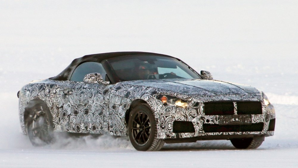 2019 BMW Z5 News and Rumor Update