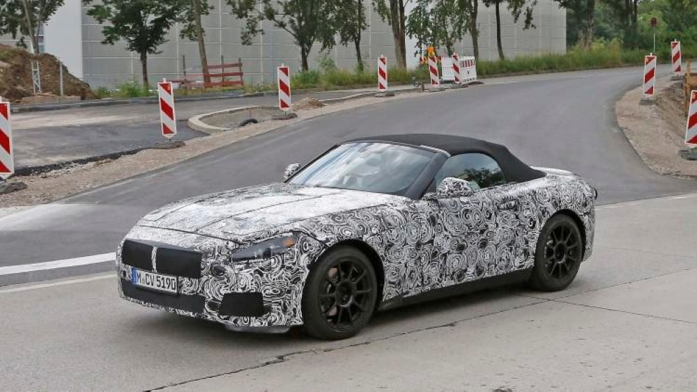 2019 BMW Z5 Redesign and Changes
