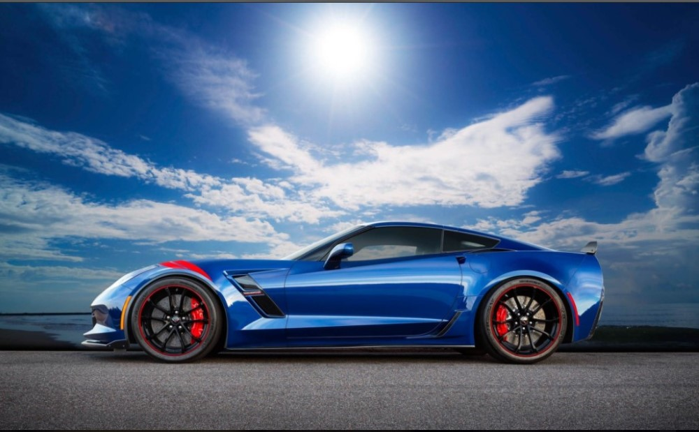 2019 Chevrolet Corvette C8 Changes
