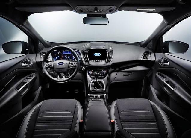 2019 Ford Kuga 7 Seats Interior Photos