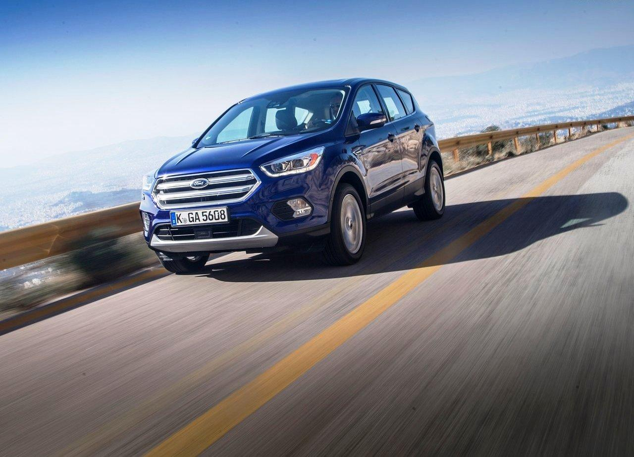 2019 Ford Kuga Redesign and Changes