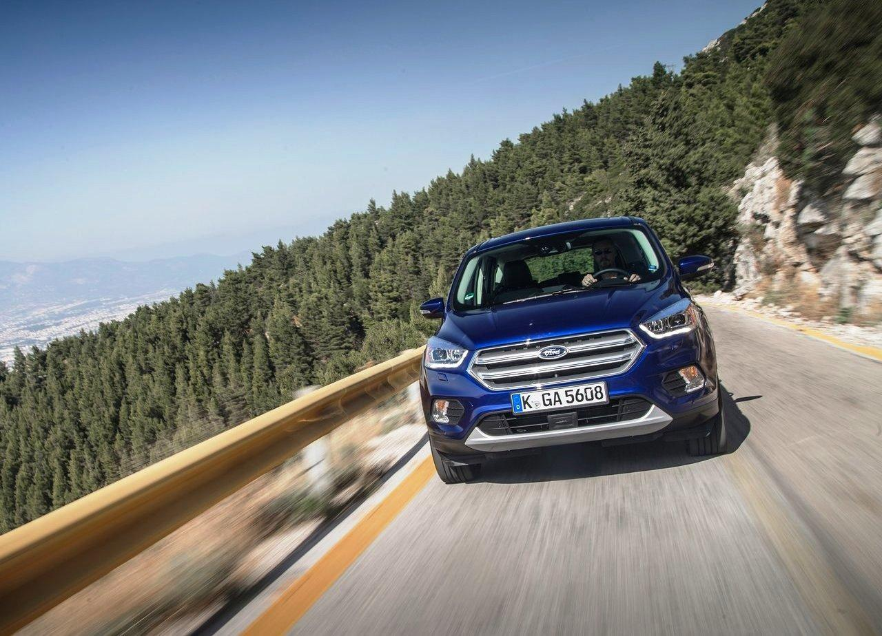 2019 Ford Kuga SUV Reviews