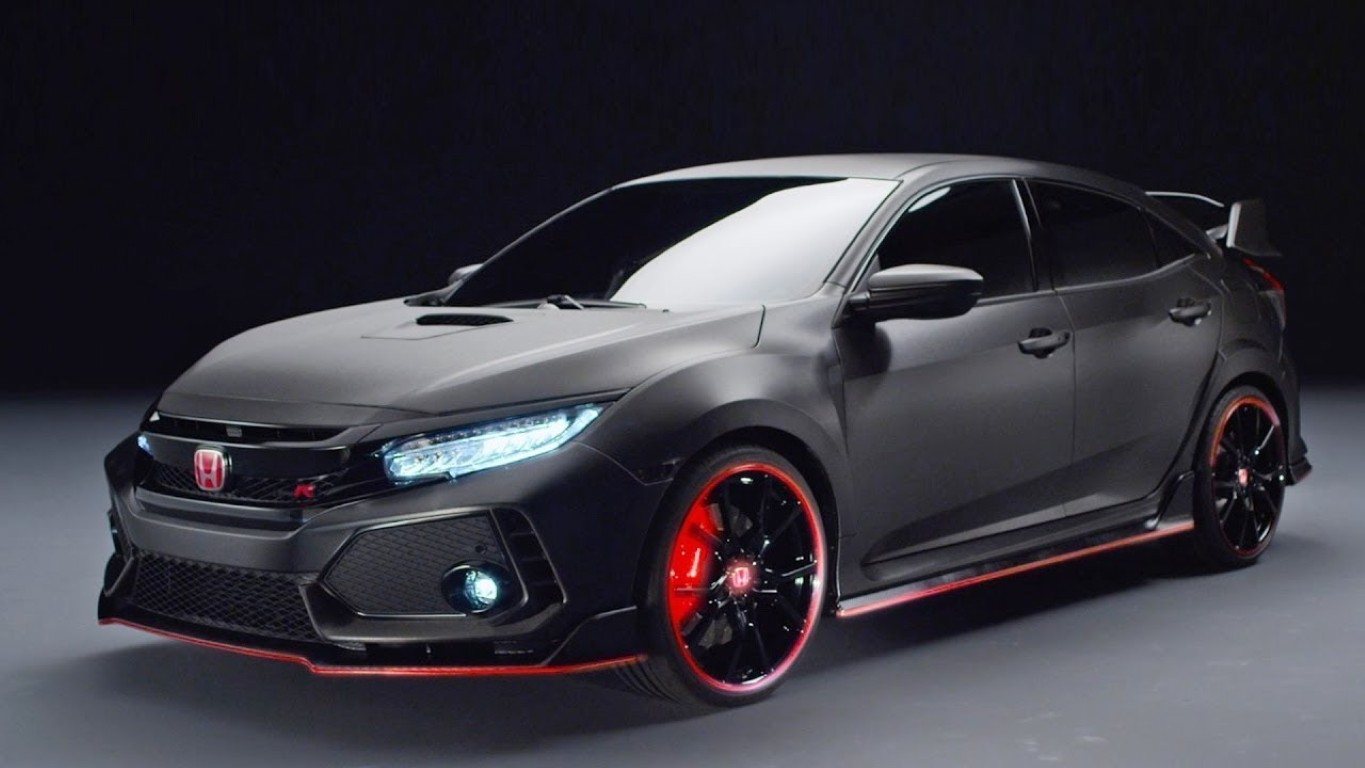 2019 Honda Accord Type R Changes Exterior