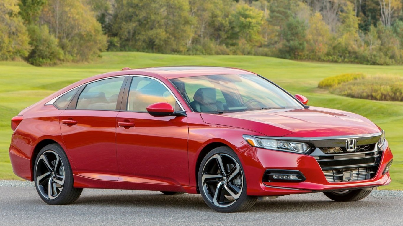 2019 Honda Accord Type R Gas Mileage