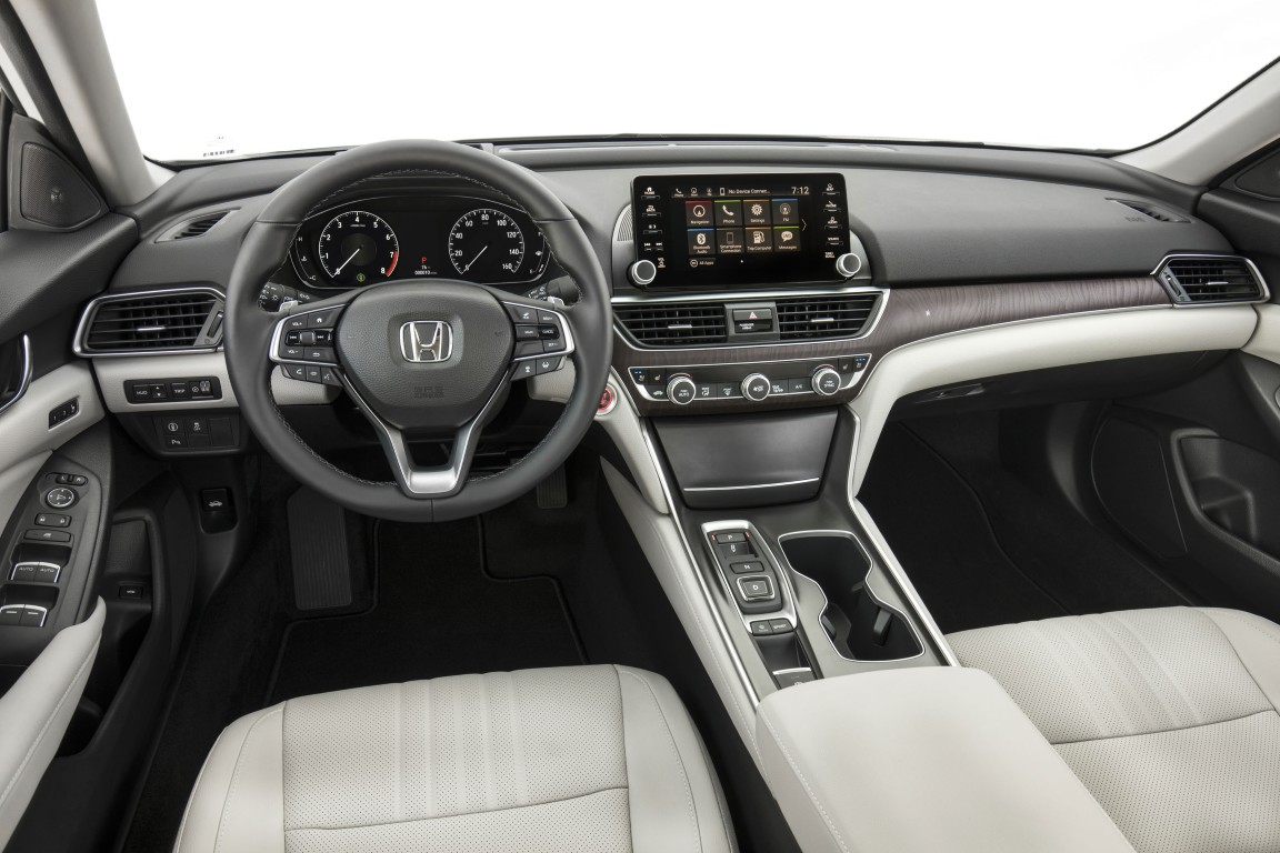 2019 Honda Accord Type R Interior Changes