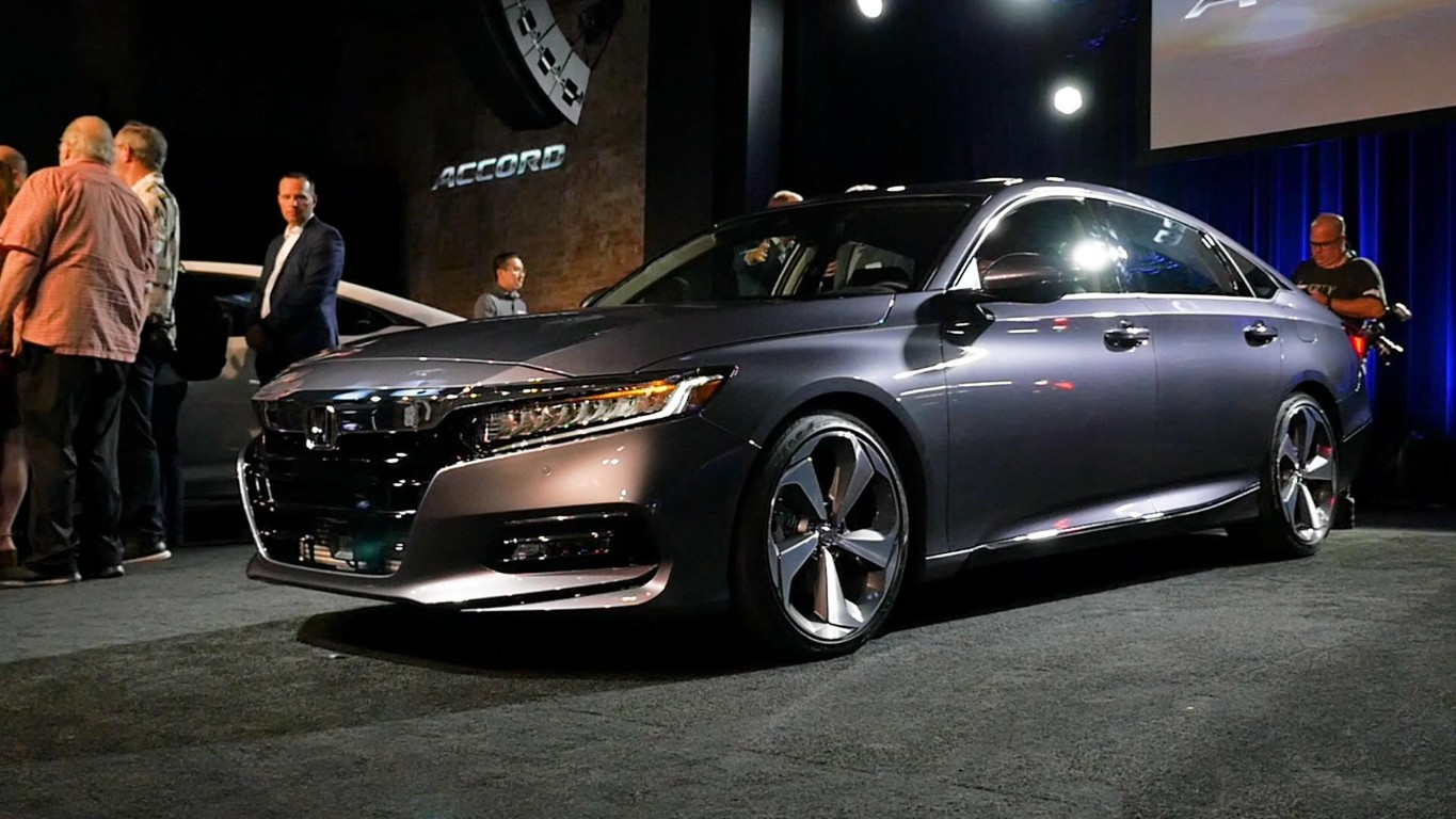 2019 Honda Accord Type R Price and Release Date