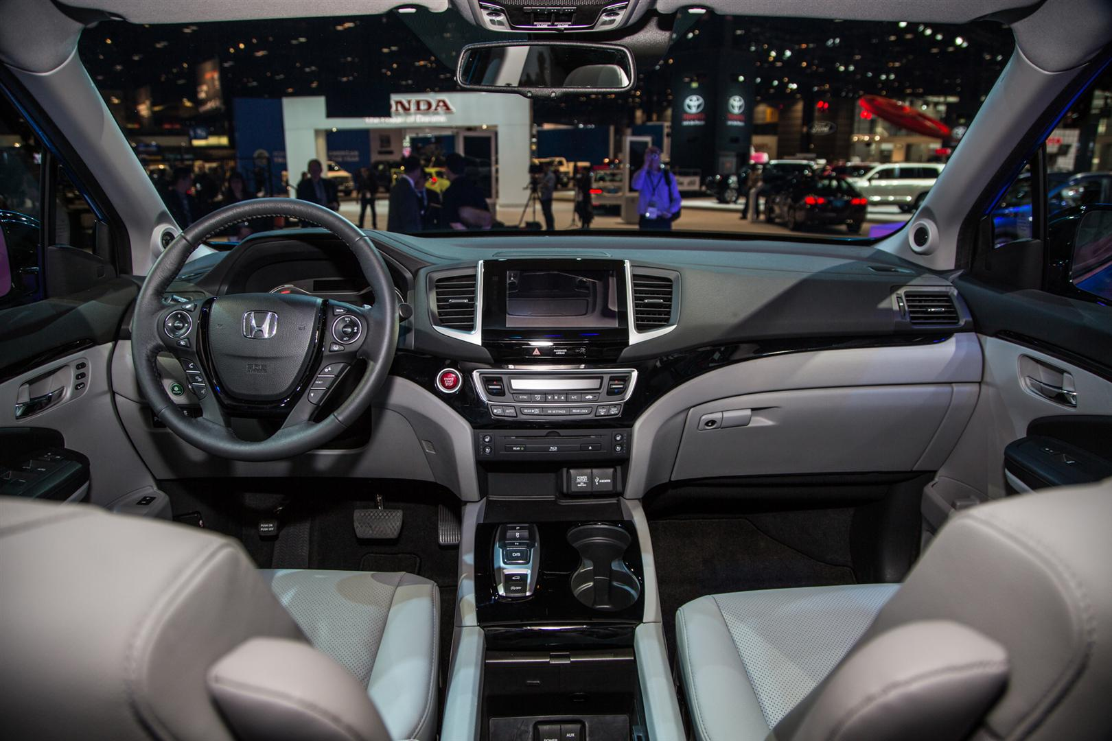 2019 Honda Pilot Update Interior Feature