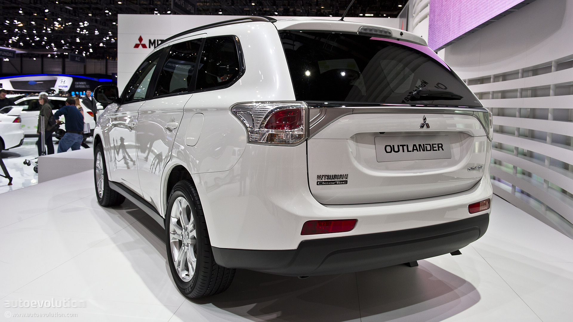 2019 Mitsubishi Outlander Changes