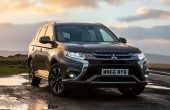 2019 Mitsubishi Outlander Redesign and Changes