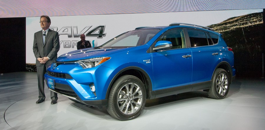 2019 Rav4 Release Date and Prices