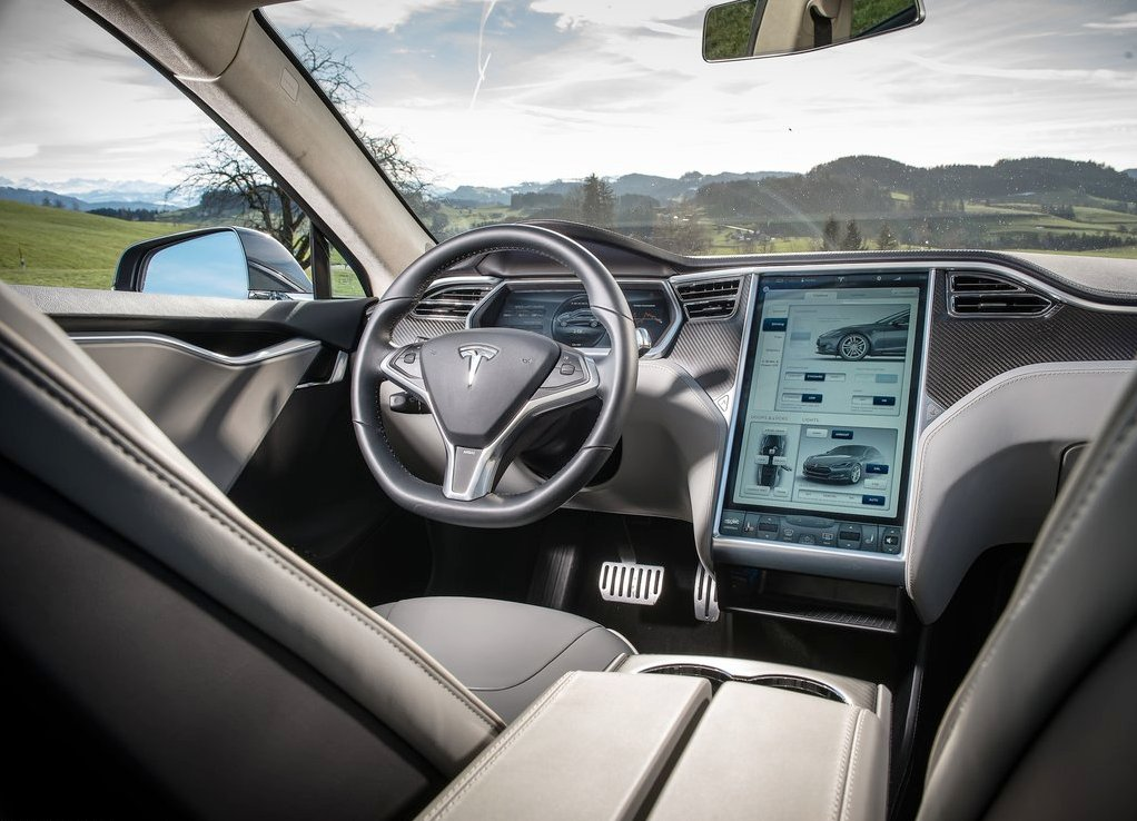 2019 Tesla Model S Interior Pictures