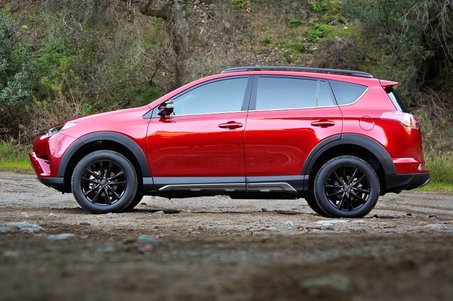 2019 Toyota RAV4 Changes Dimensions