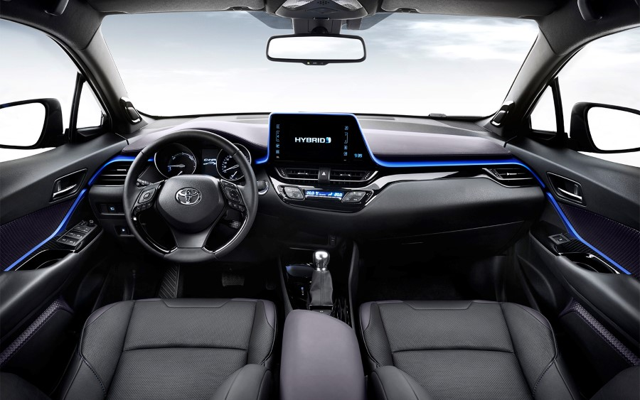 2019 Toyota RAV4 Interior Changes