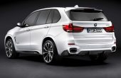 The New Generation 2019 BMW X5 White Color