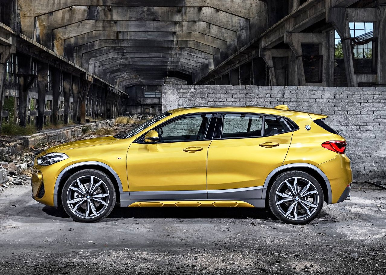 2019 BMW X2 Price USA