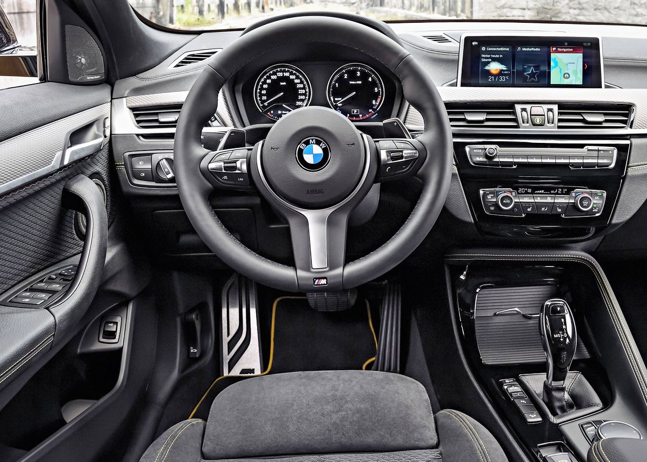 2019 BMW X2 Review Interior & Fetures