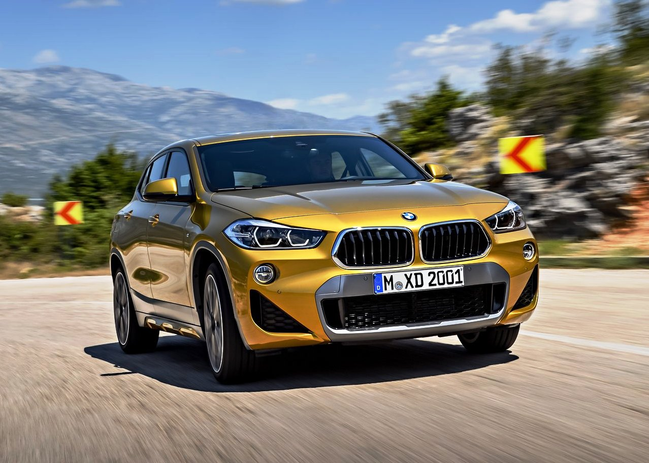2019 BMW X2 SUV Engine Specs and Gas Mileage