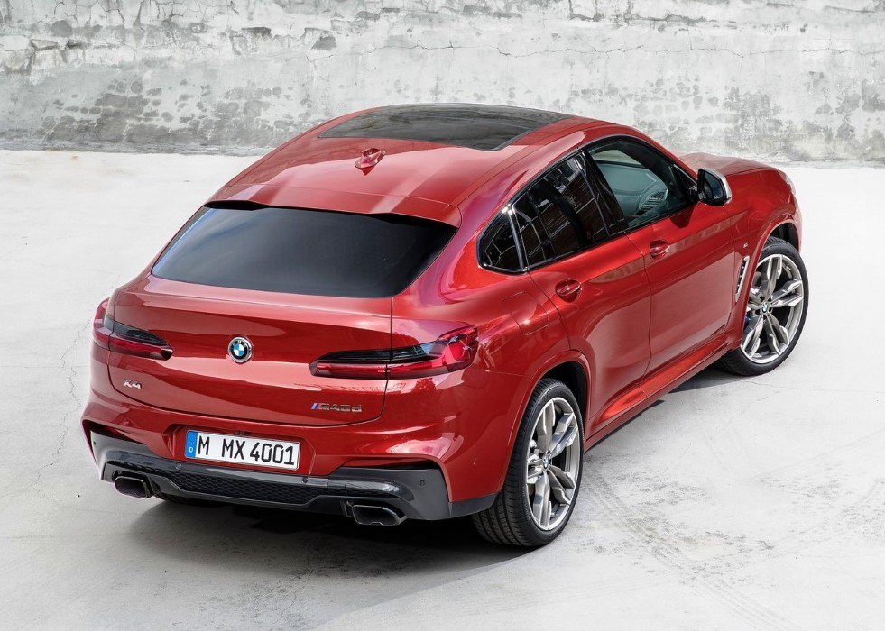 2019 BMW X4 Diesel Price and Equipment
