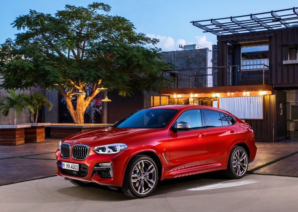 2019 BMW X4 G02 Changes and Tuning