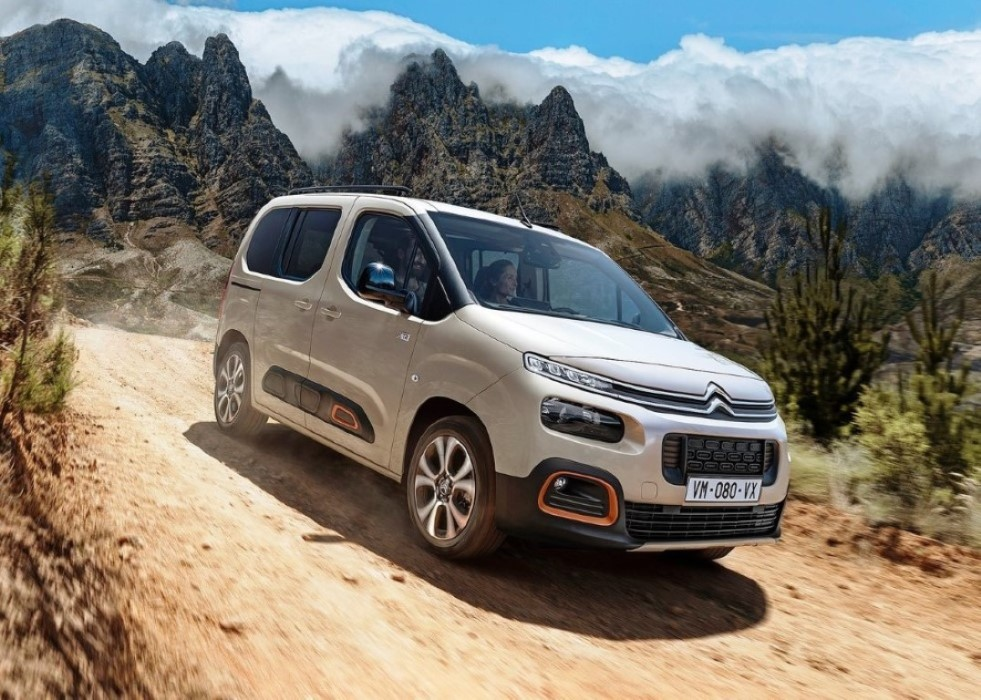 2019 Citroen Berlingo Gas Mileage