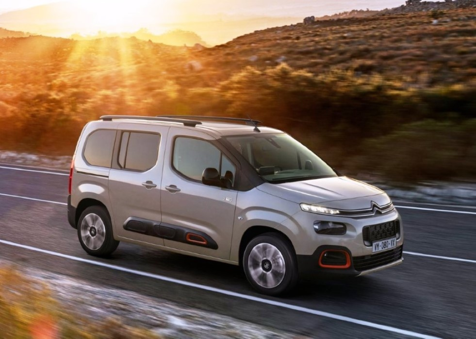 2019 Citroen Berlingo Release Date and MSRP