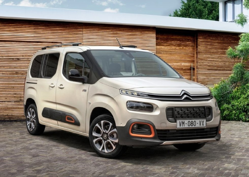 2019 Citroen Berlingo Vs Vw Caddy