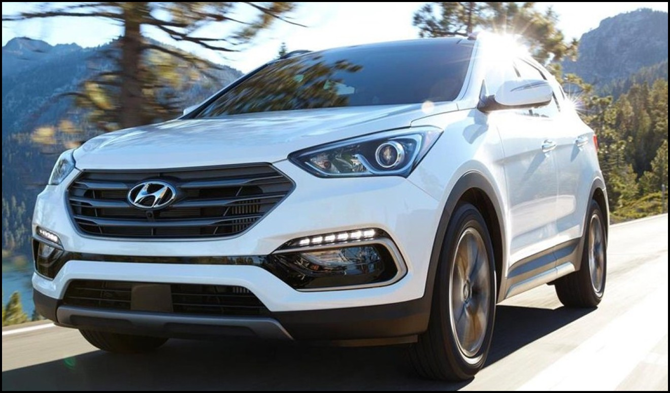 2019 Hyundai Santa Fe Hybrid Redesign and Changes