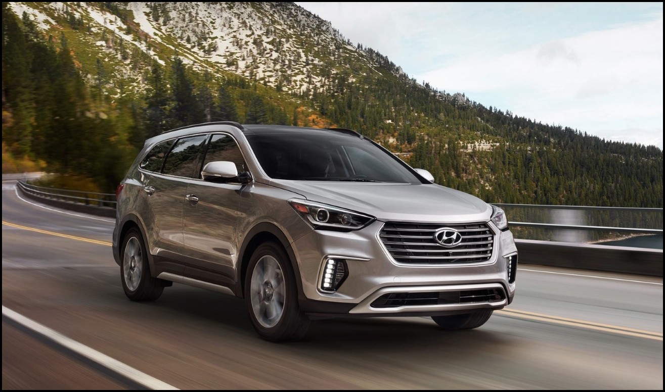 2019 Hyundai Santa Fe Release Date and Price