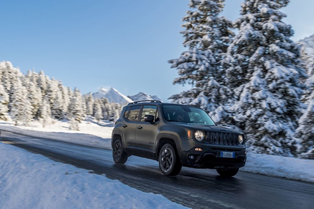 2019 Jeep Renegade Changes Exterior