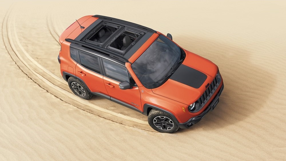 2019 Jeep Renegade Trailhawk Specs