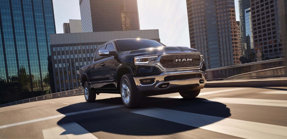 2019 RAM 1500 Blackout Price