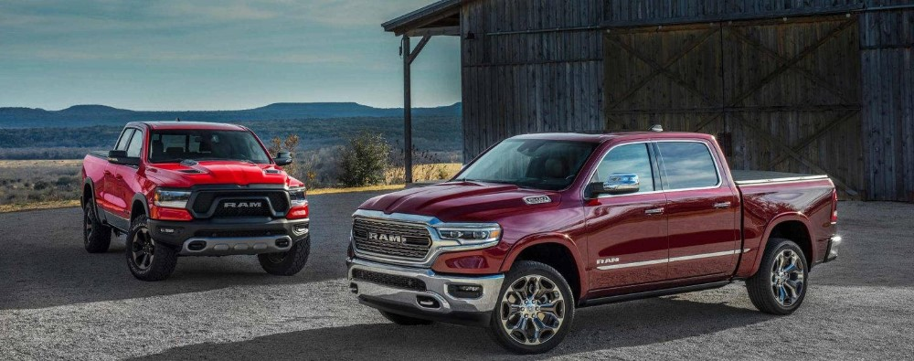 2019 RAM 1500 Diesel Specifications