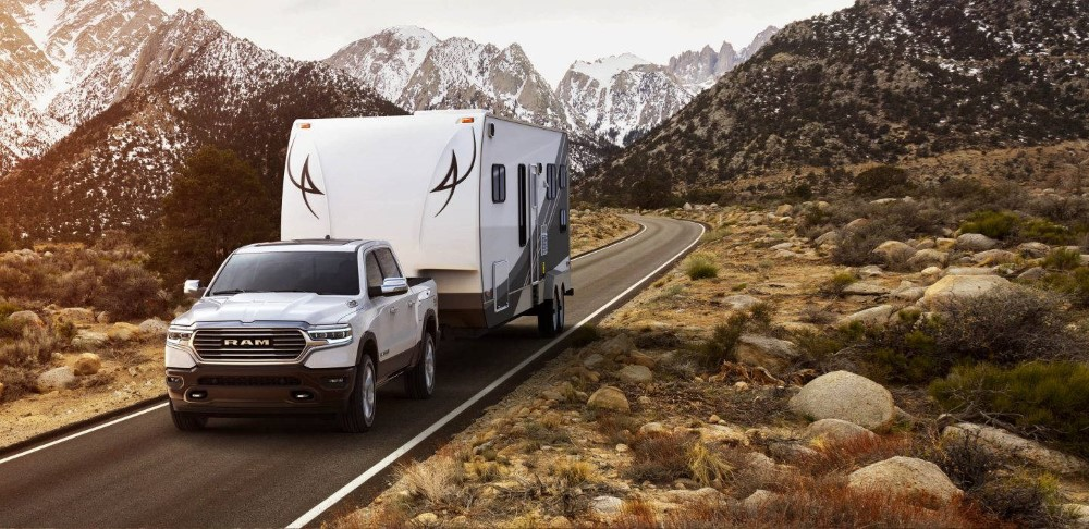 2019 RAM 1500 Towing Capacity and Torque