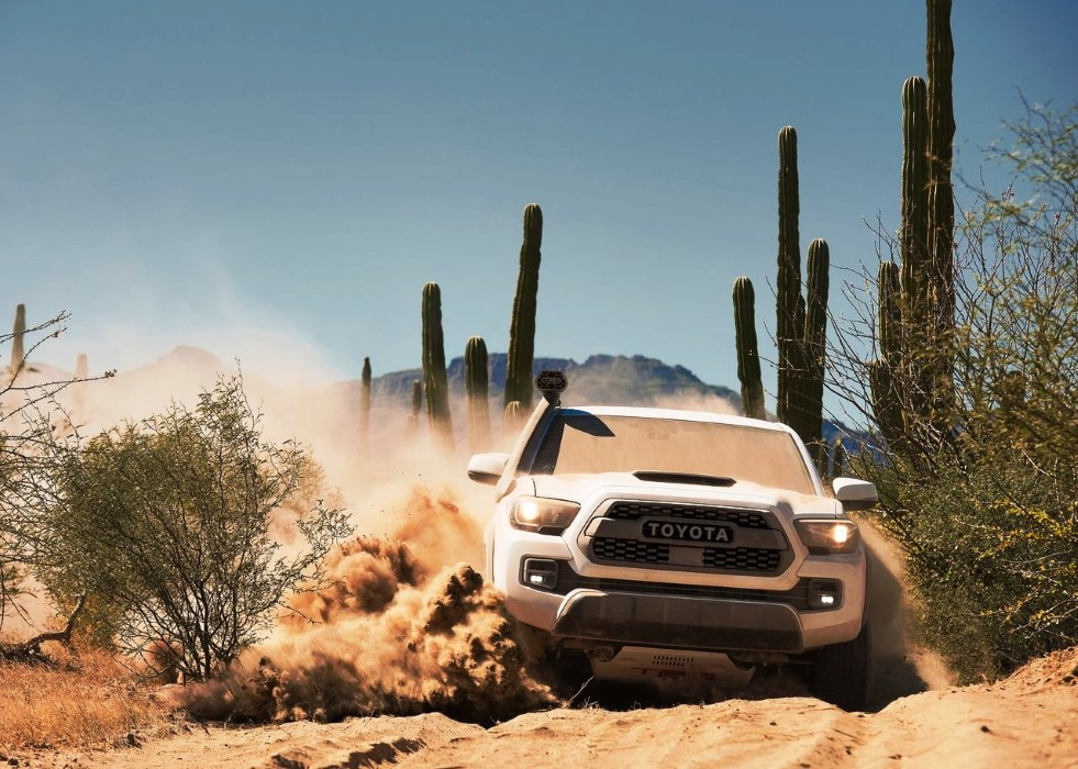 2019 Toyota Tacoma Changes Transmission