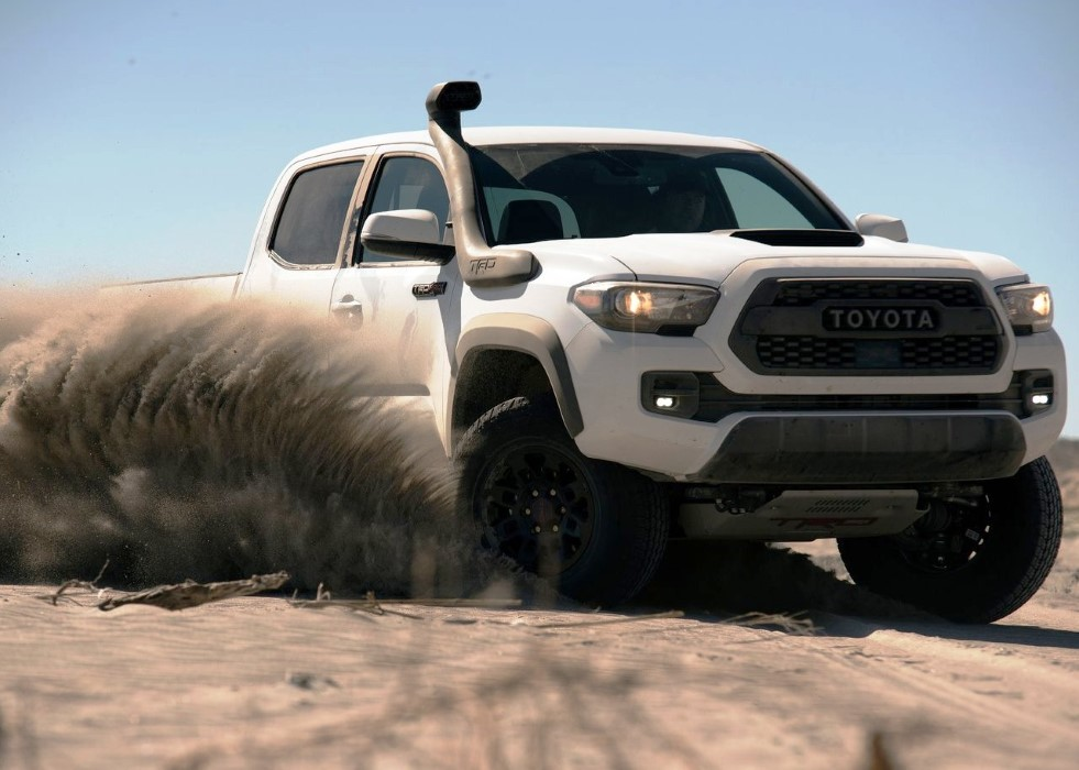 2019 Toyota Tacoma TRD Pro Review